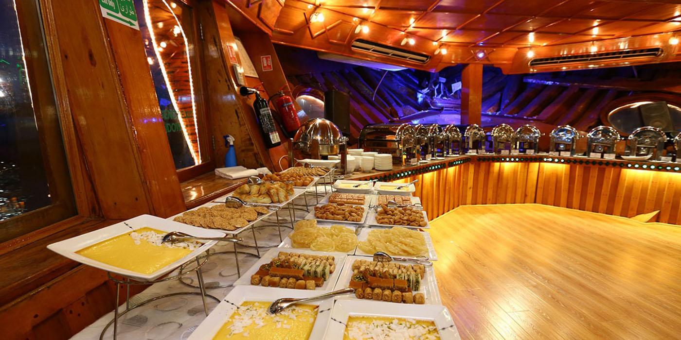 Dubai City Tour + Dhow Cruise Dinner