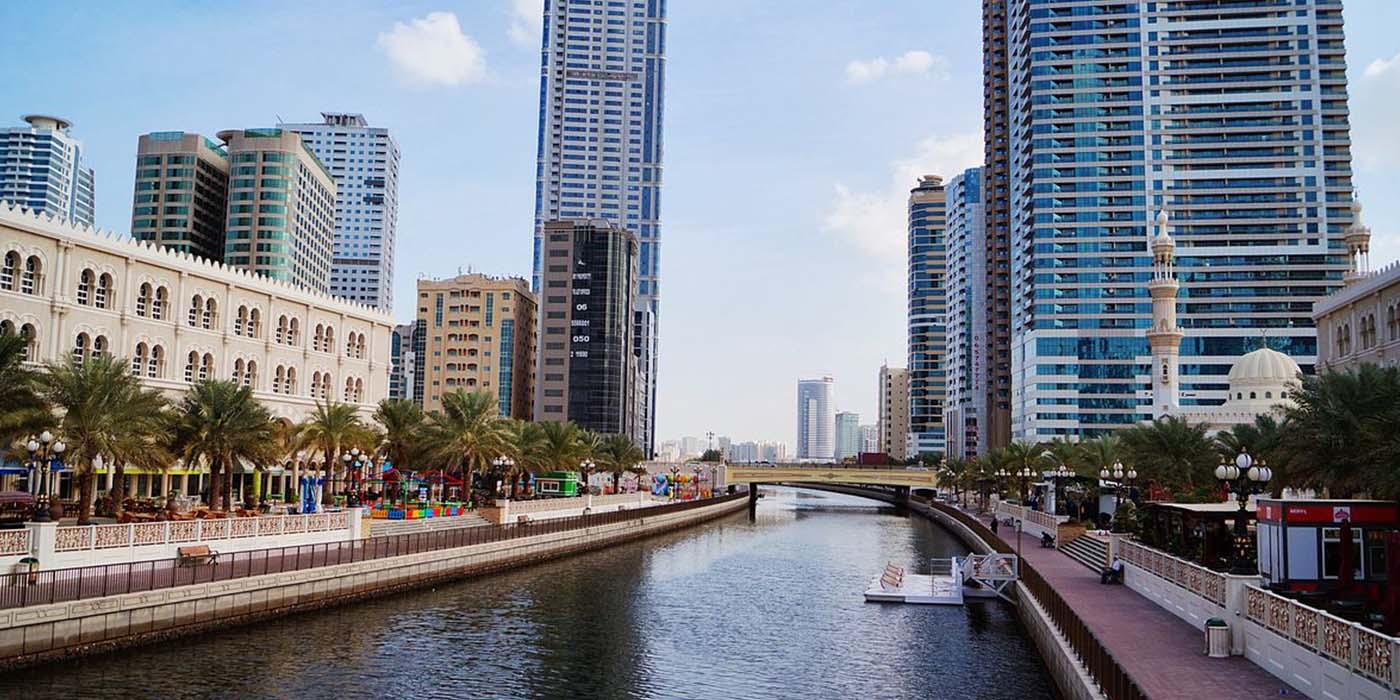 Sharjah Corniche