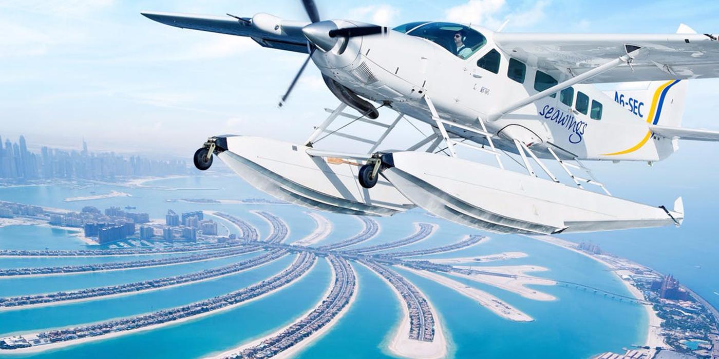 Seaplane Tour