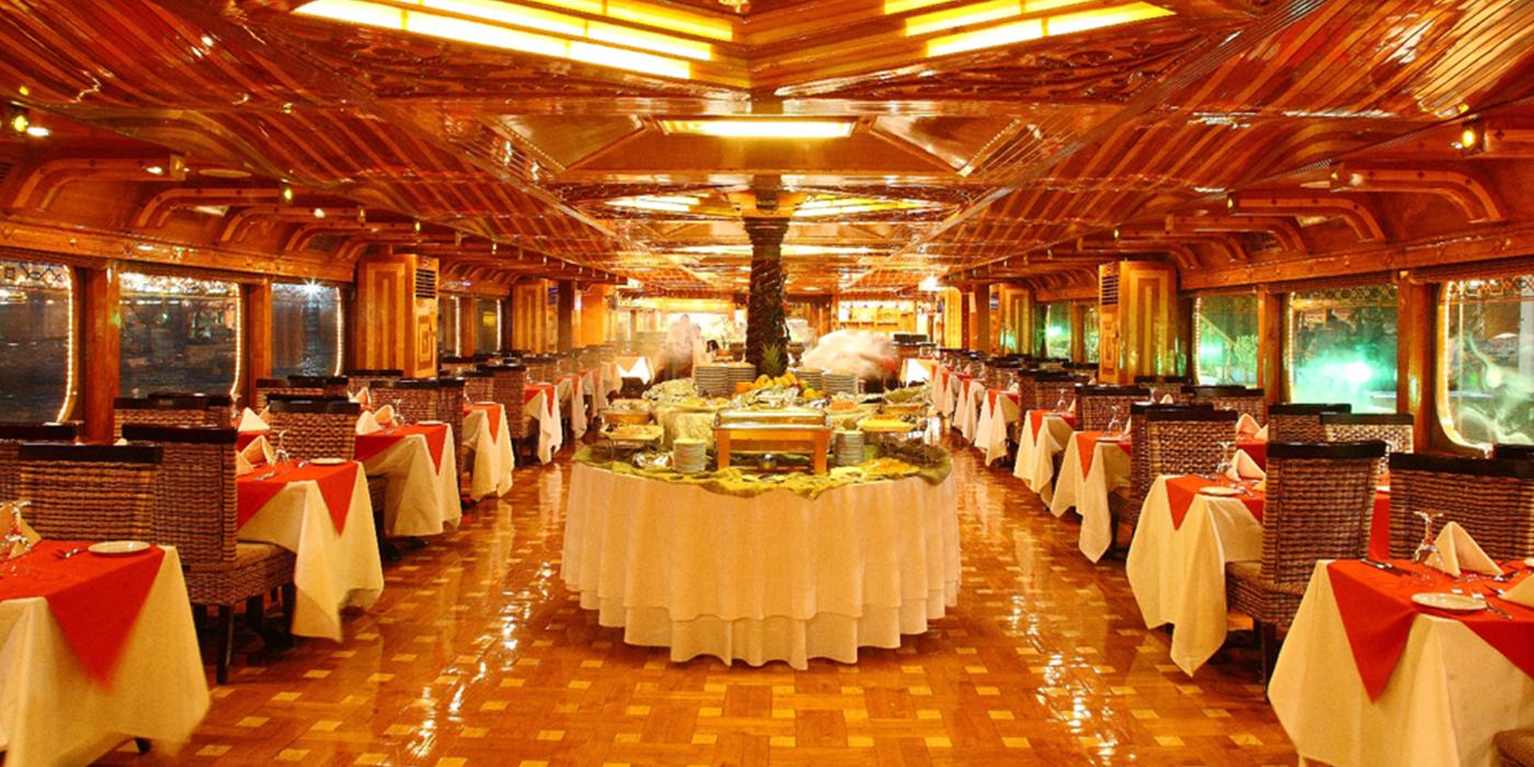 Dhow Cruise Dinner 5 Starss (Rustar)