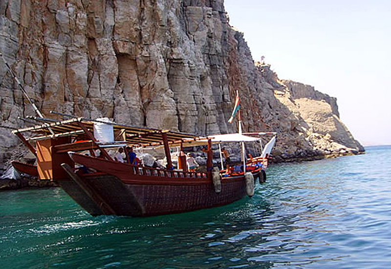 Khasab-Musandam Day Cruise Excursion from UAE