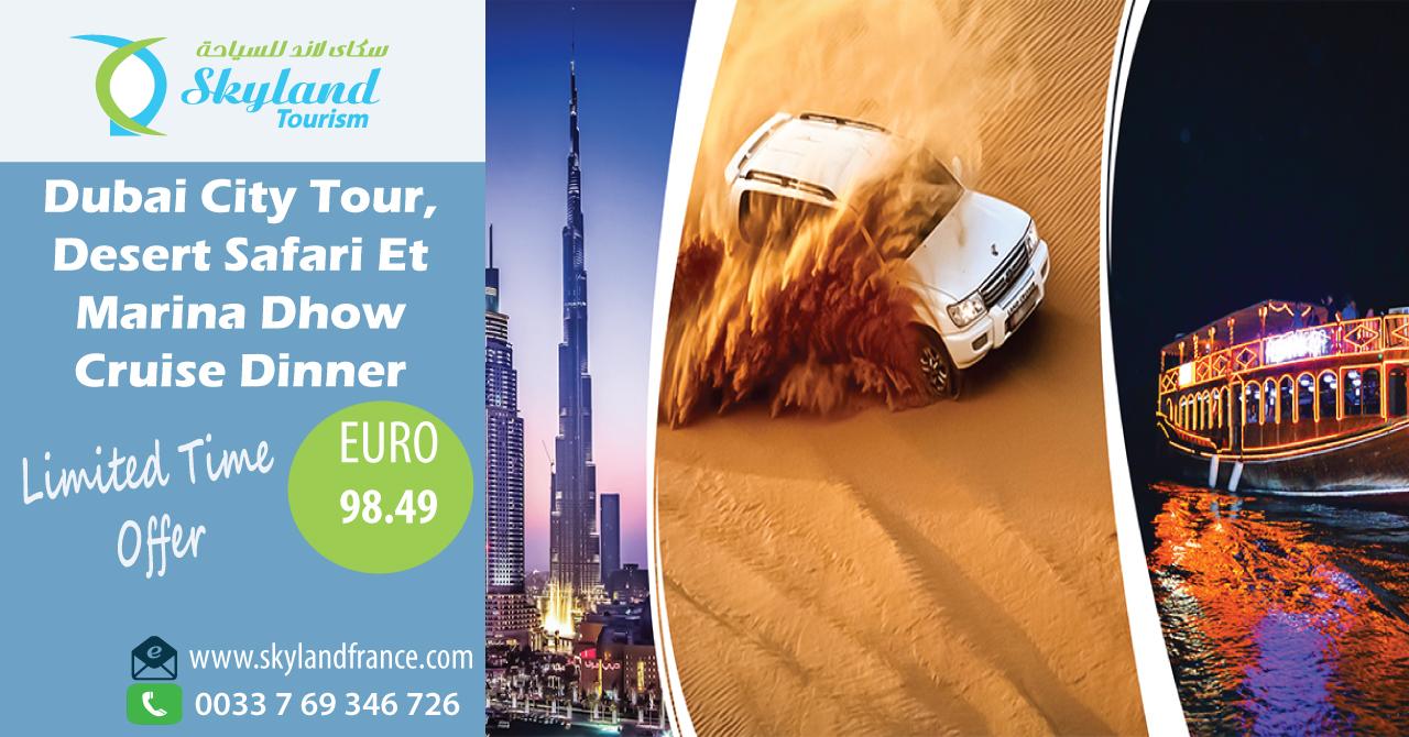 Pourquoi les Vacances à Dubaï le meilleur
