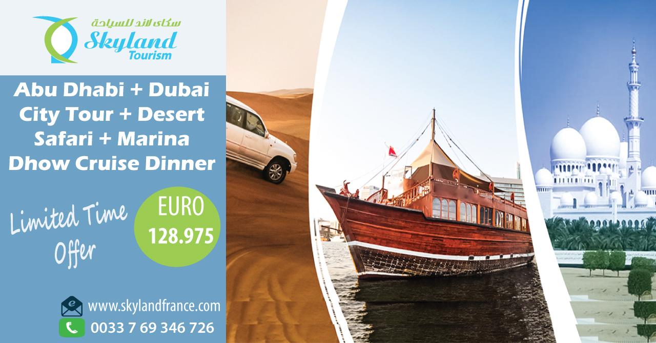 Quelles sont les premières choses à faire lors d'un voyage de Dubaï