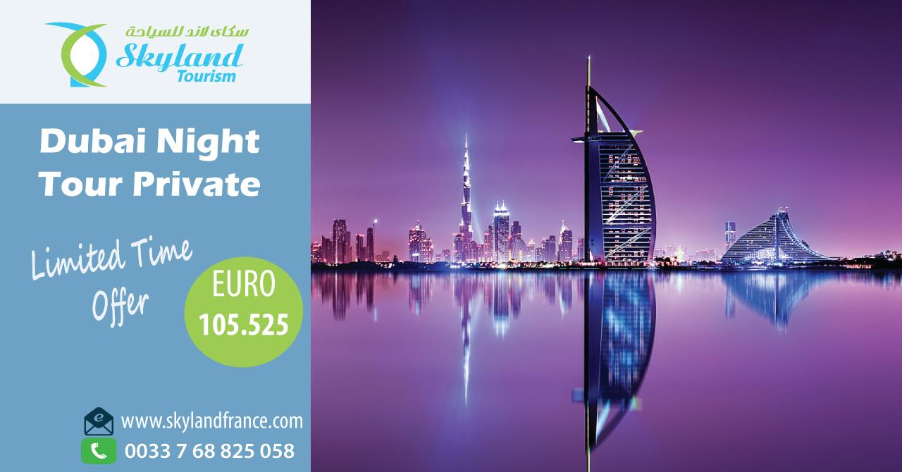 Voyagez à Dubaï avec la meilleure entreprise de tourisme Skyland France, qui fournit les meilleurs forfaits pour vous et votre famille.